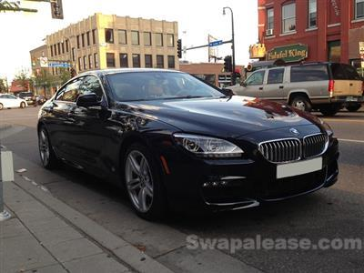 2013 BMW 6 Series lease in Minneapolis,MN - Swapalease.com