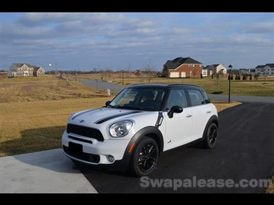 2014 MINI Cooper Countryman lease in Mitchellville,MD - Swapalease.com