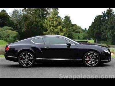 2016 Bentley Continental GT V8 lease in Ft Lauderdale,FL - Swapalease.com