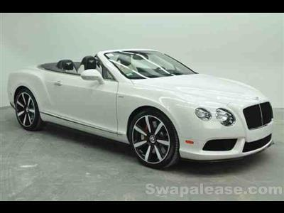 2016 Bentley Continental GTC V8 lease in Ft Lauderdale,FL - Swapalease.com