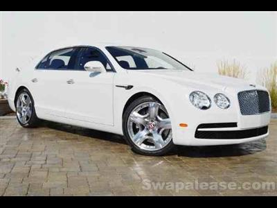 2016 Bentley Continental Flying Spur lease in Ft Lauderdale,FL - Swapalease.com