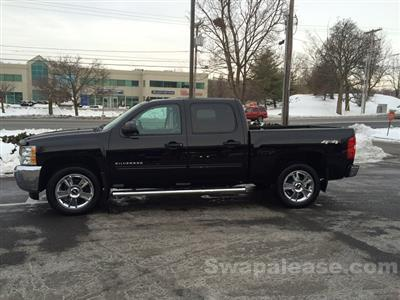 2013 Chevrolet Silverado 1500 lease in Annandale,NJ - Swapalease.com