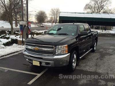 2013 Chevrolet Silverado 1500 lease in Annandale,NJ - Swapalease.com