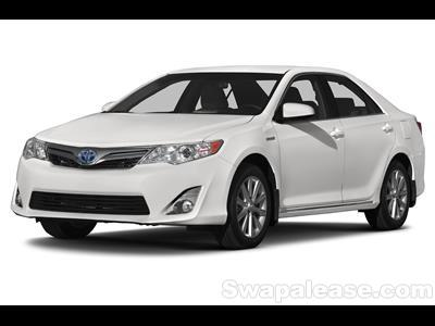 2014 Toyota Camry lease in Red Bank,NJ - Swapalease.com