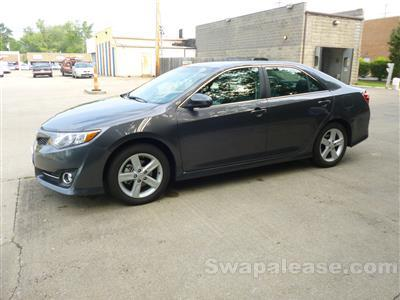 2013 Toyota Camry lease in Loveland,OH - Swapalease.com