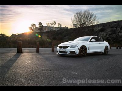 2014 BMW 4 Series lease in Irvine,CA - Swapalease.com