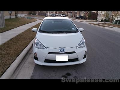 2013 Toyota Prius c lease in Austin,TX - Swapalease.com
