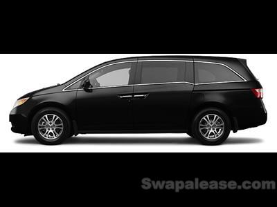 2013 Honda Odyssey lease in Lakewood,NJ - Swapalease.com