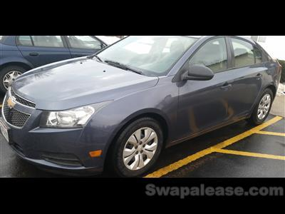 2013 Chevrolet Cruze lease in Cortland,OH - Swapalease.com