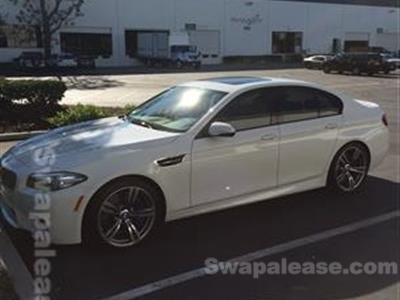 2014 BMW M5 lease in vernon,CA - Swapalease.com