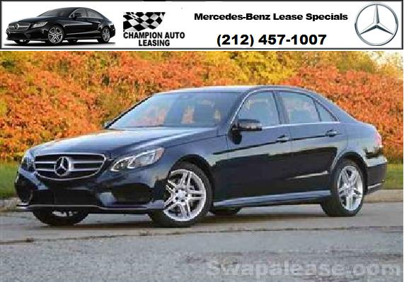 2017 mercedes benz e class lease in new york ny for Mercedes benz lease nyc