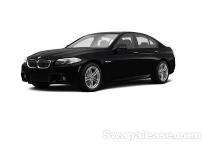 2014 BMW 5 Series lease in Los Angeles,CA - Swapalease.com