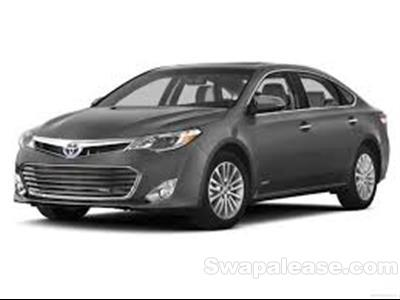 2013 Toyota Avalon lease in Oakland,CA - Swapalease.com