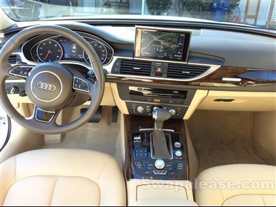 2014 Audi A6 lease in Alpharetta,GA - Swapalease.com