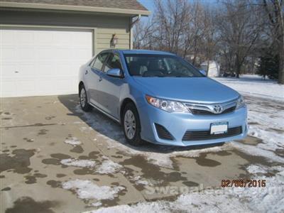 2012 Toyota Camry lease in hutchinson,MN - Swapalease.com