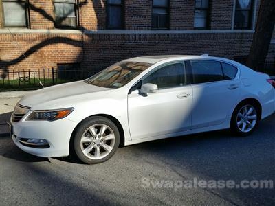 2014 Acura RLX lease in Brooklyn,NY - Swapalease.com