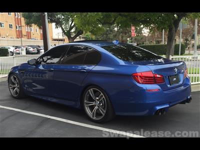 2015 BMW M5 lease in Valencia,CA - Swapalease.com