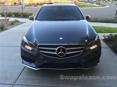 2014 Mercedes-Benz E-Class lease in Tustin,CA - Swapalease.com