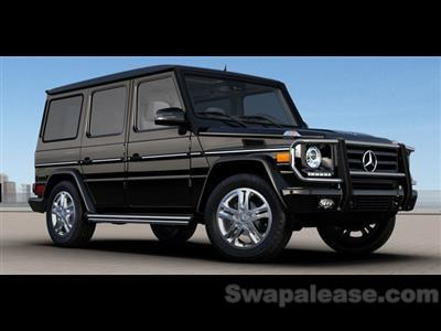 2014 Mercedes-Benz G-Class lease in Brooklyn,NY - Swapalease.com