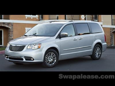 2013 Chrysler Town and Country lease in Becker,MN - Swapalease.com