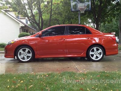 2013 Toyota Corolla lease in Chicago IL,IL - Swapalease.com