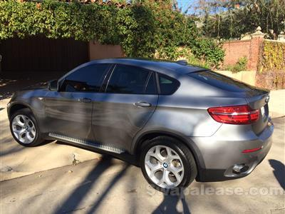 2014 BMW X6 lease in West Hollywood,CA - Swapalease.com