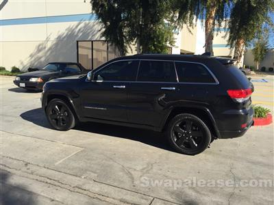 2014 Jeep Grand Cherokee lease in Van Nuys,CA - Swapalease.com