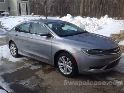 2015 Chrysler 200 lease in Concord,OH - Swapalease.com