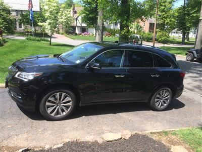 2015 Acura MDX lease in Summit,NJ - Swapalease.com