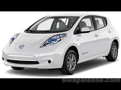 2015 Nissan LEAF lease in Campbell,CA - Swapalease.com