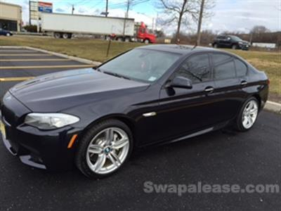 2013 BMW 5 Series lease in Paramus,NJ - Swapalease.com