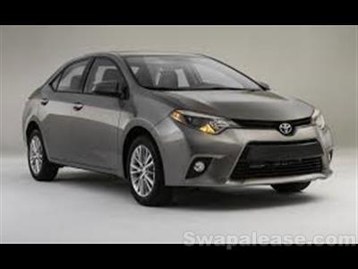 2013 Toyota Corolla lease in West Lake,OH - Swapalease.com