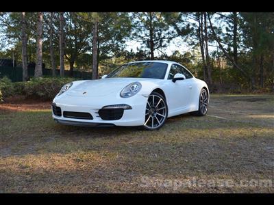 2013 Porsche 911 lease in Jacksonville,FL - Swapalease.com