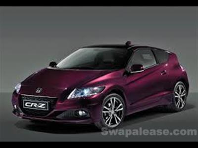 2015 Honda CR-Z lease in Layton,UT - Swapalease.com