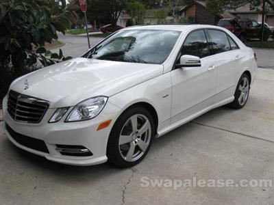 2012 Mercedes-Benz E-Class lease in Bayonet Pt,FL - Swapalease.com