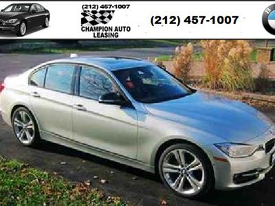 2016 BMW 3 Series lease in New York,NY - Swapalease.com