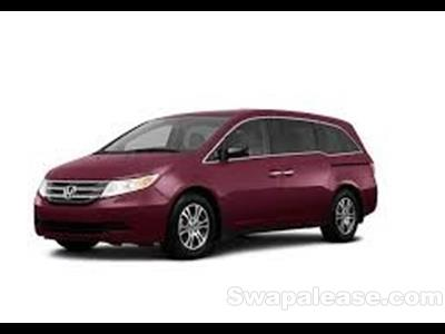 2013 Honda Odyssey lease in White house,TN - Swapalease.com