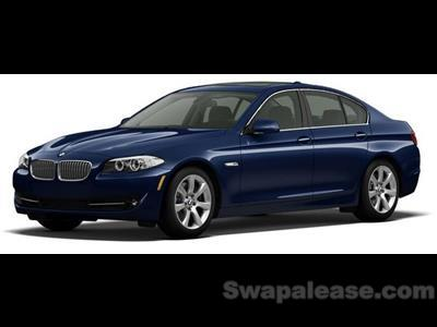 2014 BMW 5 Series lease in Fairfield ,CT - Swapalease.com