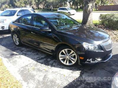 2014 Chevrolet Cruze lease in Clearwater,FL - Swapalease.com