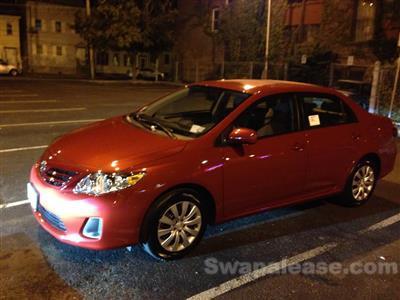 2013 Toyota Corolla lease in SEATTLE,WA - Swapalease.com