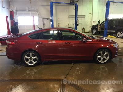 2014 Ford Fusion lease in New Castle,PA - Swapalease.com