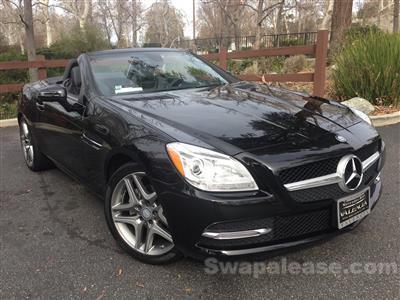 2014 Mercedes-Benz SLK-Class lease in Northridge,CA - Swapalease.com