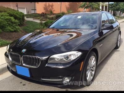 2014 BMW 5 Series lease in Baltimore,MD - Swapalease.com