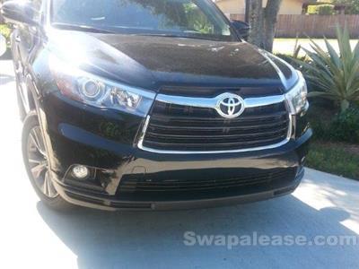 2015 Toyota Highlander lease in Miami,FL - Swapalease.com