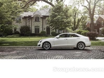 2014 Cadillac ATS lease in Chicago,IL - Swapalease.com