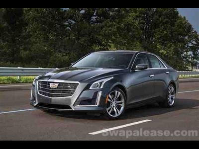 2016 Cadillac ATS lease in New York,NY - Swapalease.com