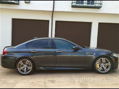 2014 BMW M5 lease in Santa Barbara,CA - Swapalease.com