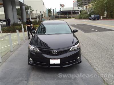 2014 Toyota Camry lease in Los Angeles,CA - Swapalease.com