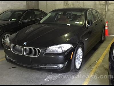 2013 BMW 5 Series lease in Long Island City,NY - Swapalease.com