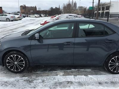 2014 Toyota Corolla lease in Westlake,OH - Swapalease.com
